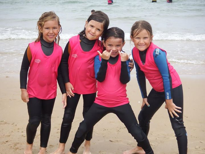 Surf School in Somo - Loredo