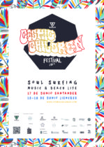 Surf en Cantabria Cosmic Children 2016