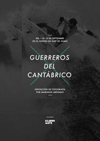 Exposicion de Surf en Cantabria Guerreros del Cantabrico